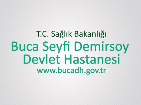 İzmir Buca Seyfi Demirsoy Devlet Hastanesi