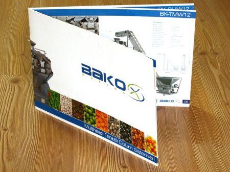 Bako Makina - Ürün Kataloğu