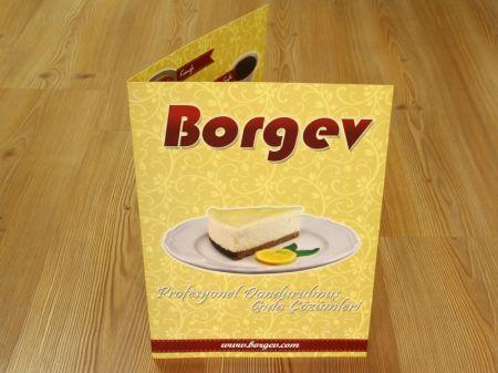 Borgev Dondurulmuş Gıda - Ürün Kataloğu