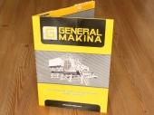 General Makina - Ürün Kataloğu