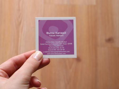 Mirina Clinic - Kartvizit