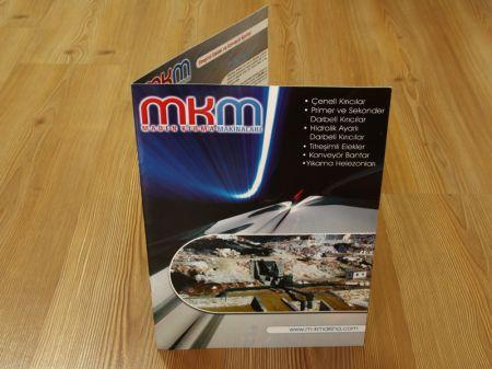 MKM Makina - Ürün Kataloğu