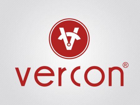 Vercon Logo ve Kurumsal Kimlik Tasarımı