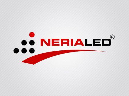 NERIALED Logo ve Kurumsal Kimlik Tasarımı